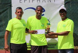 Jesús Félix gana Dominican Pro Tennis Cup