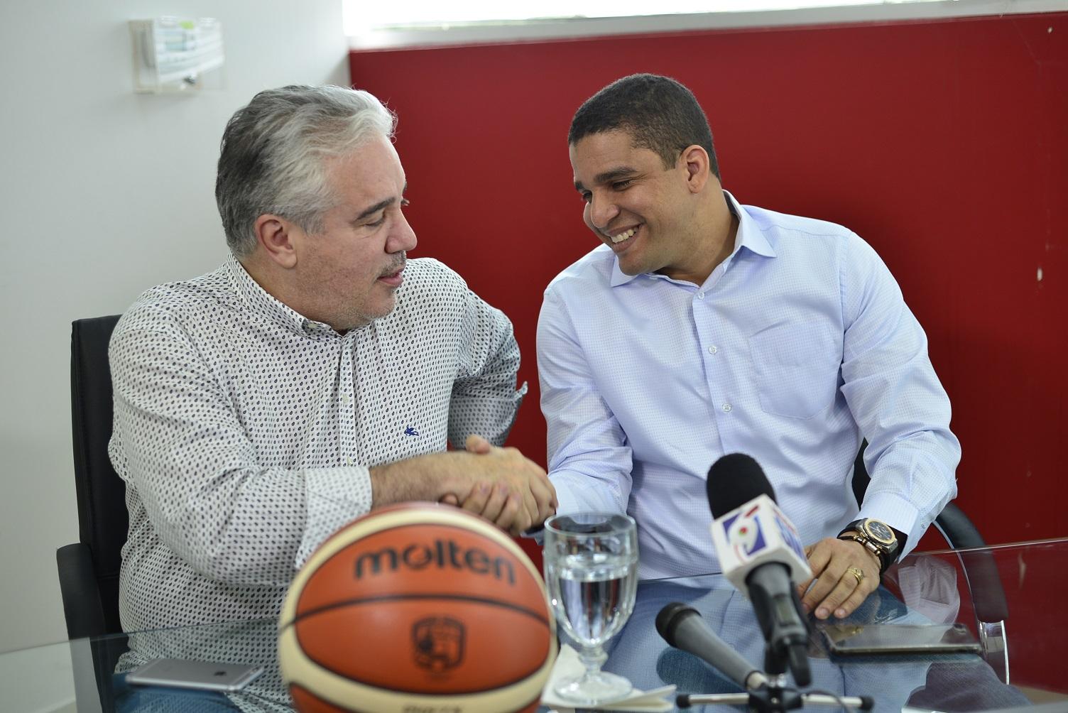 Fedombal juramenta a Hasbún en Comité Centrobasket Sub-17