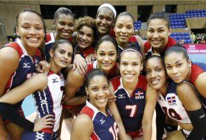 La Fiebre del Oro contagió al voleibol femenino de RD en 2016
