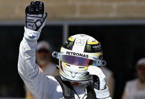 Lewis Hamilton gana la pole del GP de México
