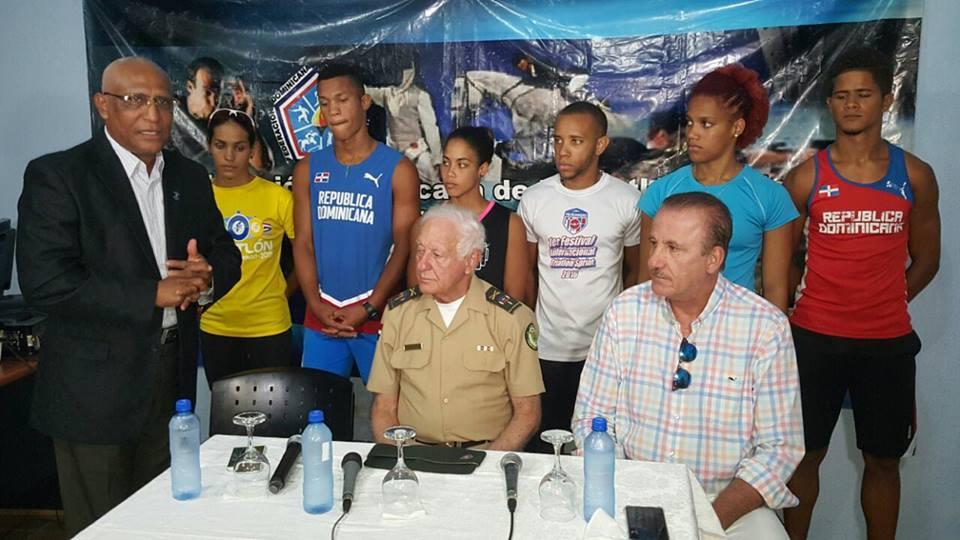 Presentan selección RD para Panam de Pentatlón