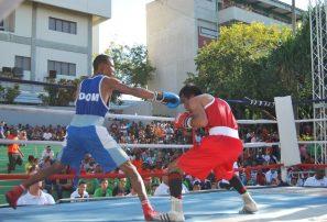 """De la Cruz y George van a torneo """"Cinturón de Oro"""" de boxeo"""