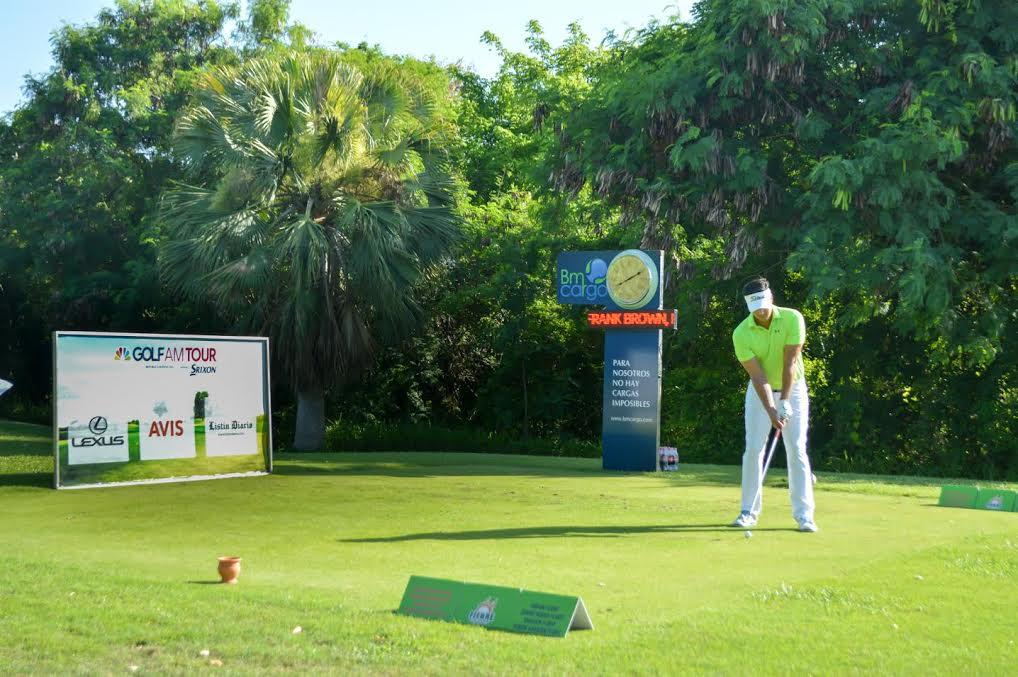 Frank Brown gana cuarta parada del golf Channel RD