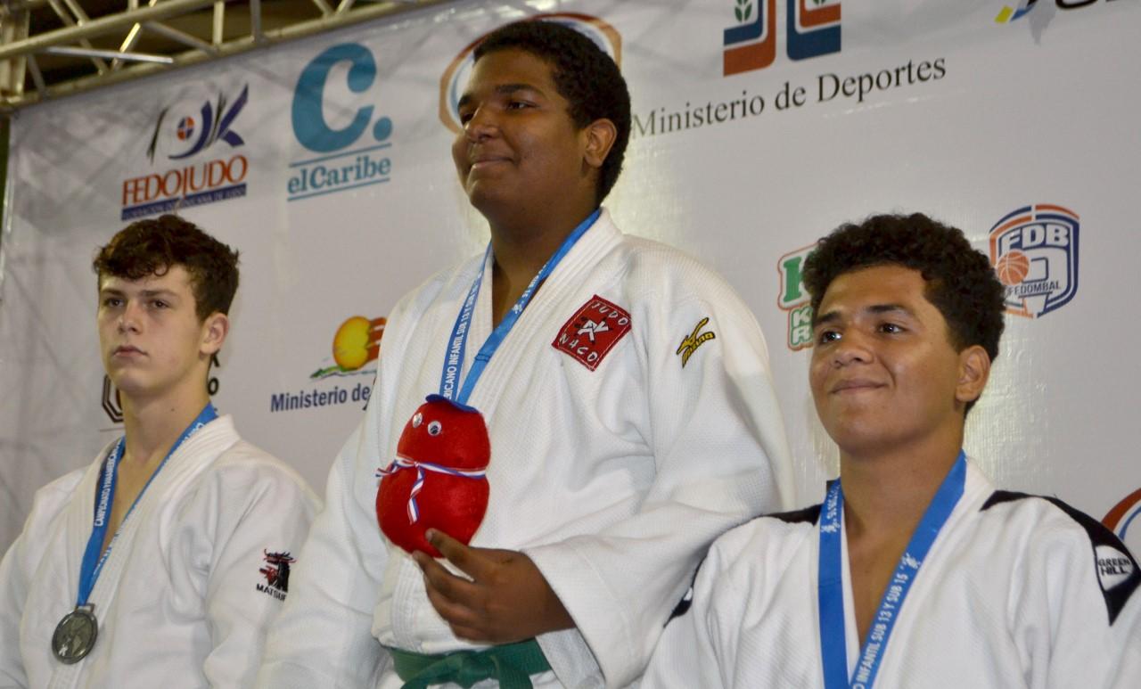 Brasil, campeón Panam infantil Judo; Marte conquista oro