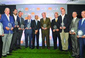 Martínez premiado como Más Valioso en gala LDF