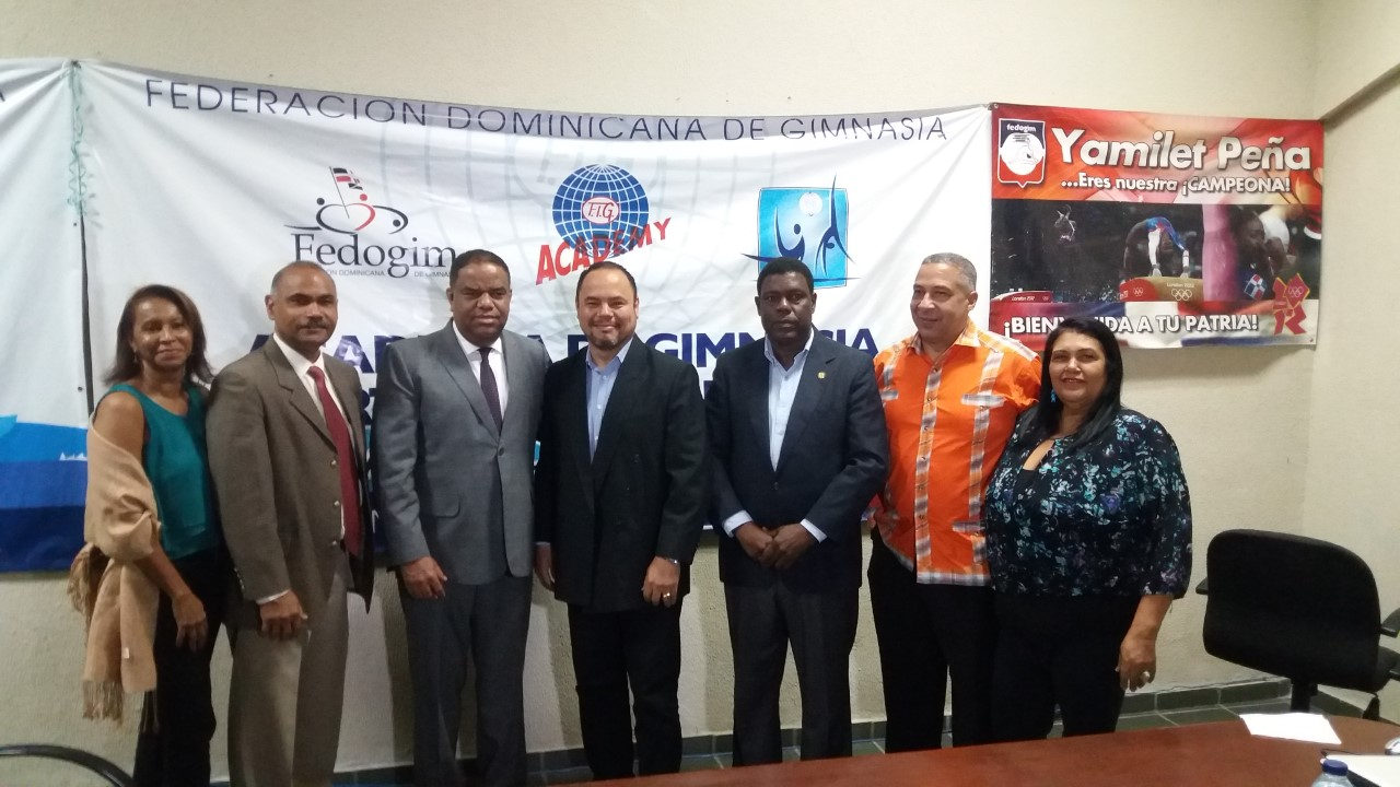 Fedogim expone inquietudes en encuentro con ministro Deportes