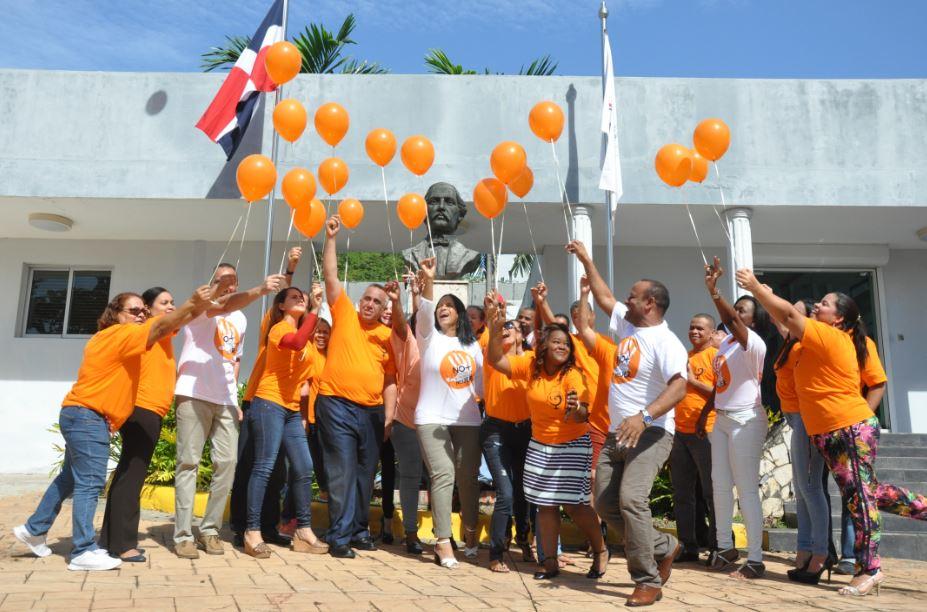 Mujer y Deporte festeja Día contra no violencia
