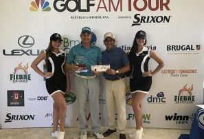 Enrique Rodríguez gana parada Golf Channel AM Tour RD