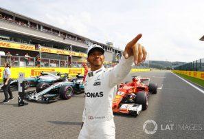 Hamilton ya es el máximo ganador de Poles en la historia