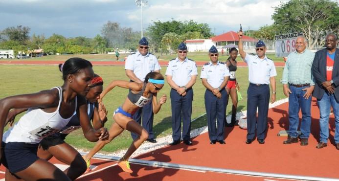 Fuerza Aérea hará primer Invitacional de Atletismo Infantil y Juvenil