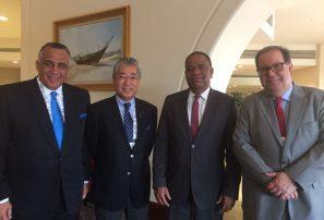RD suscribirá acuerdo de cooperación con Japón
