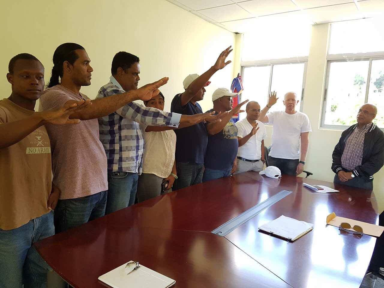 Vanderhorst, reelecto en Asociación de Ajedrez de Samaná