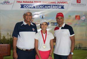 Hernández y Sánchez dominan séptima parada Tour Nacional Juvenil