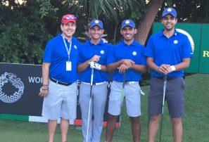 RD, mejor equipo de Centroamérica y del Caribe en Mundial Golf
