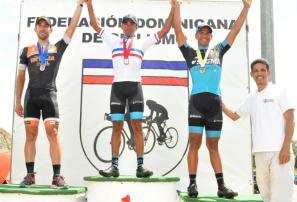 Ismael Sánchez logra otra corona en ciclismo de RD