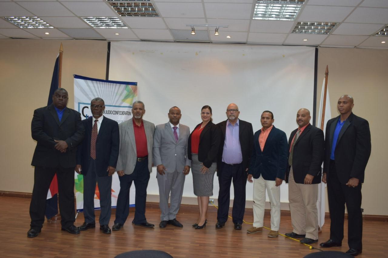 Confederación Judo del Caribe traza pautas de crecimiento y desarrollo