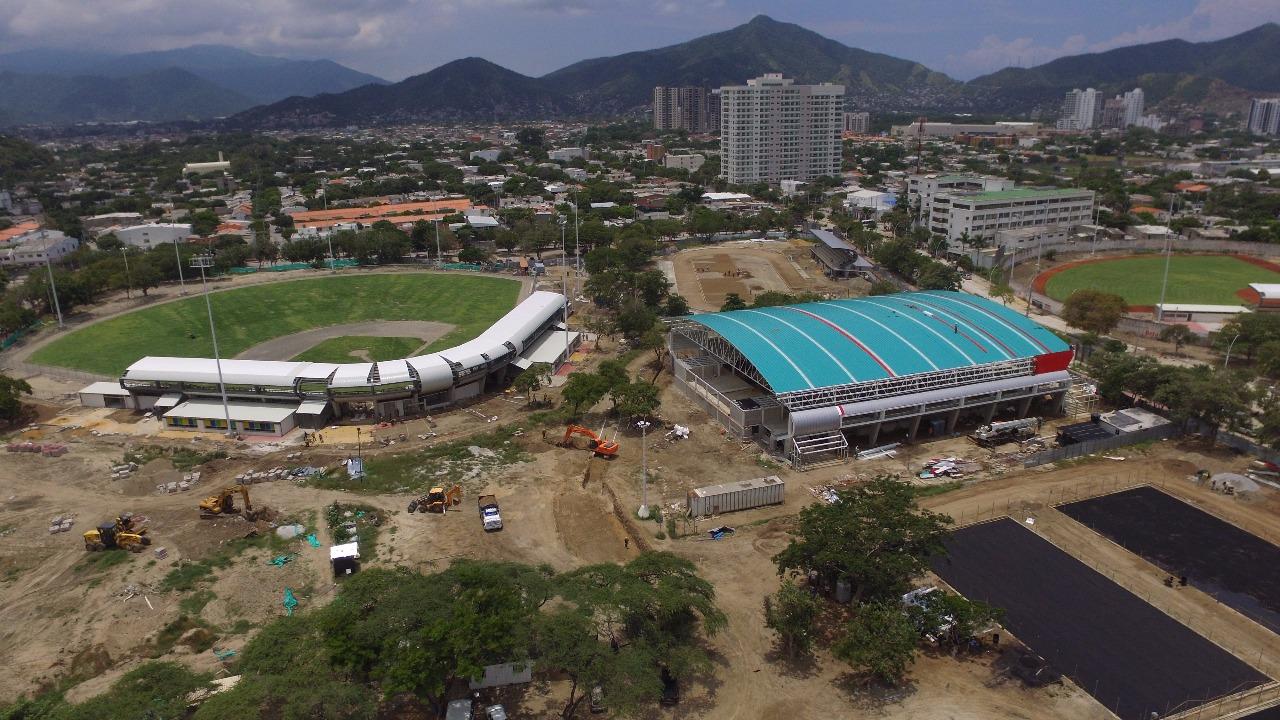 Un total de 4,172 deportistas competirán Bolivarianos Santa Marta