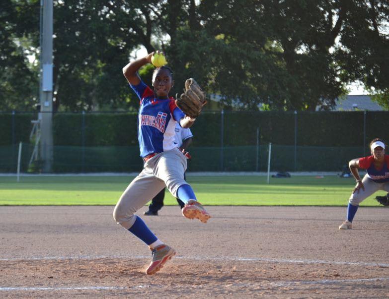 Dominicana derrota a Nueva Zelanda en mundial sub-19 de softbol