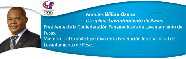 Wilian Ozuna - Levantamiento de Pesas