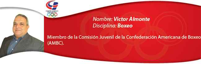 Victor Almonte - Boxeo