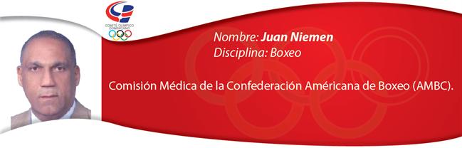 Juan Niemen - Boxeo