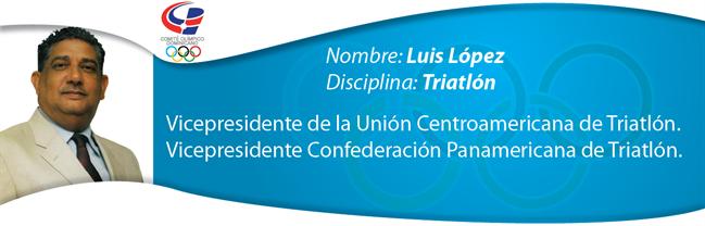 Luis López - Triatlón