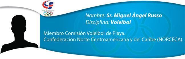Miguel Ángel Russo - Voleibol