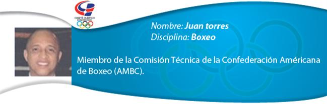 Juan Torres - Boxeo