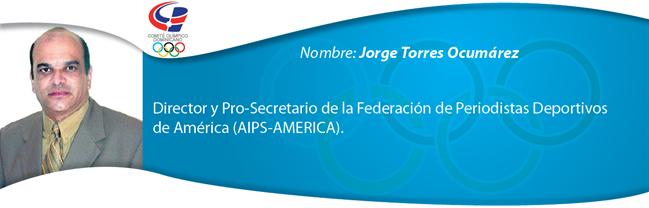 Jorge Torres Ocumárez