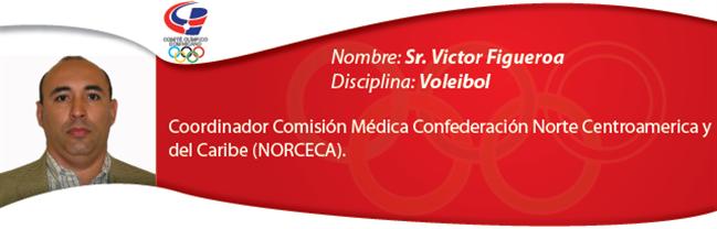 Victor Figueroa - Voleibol