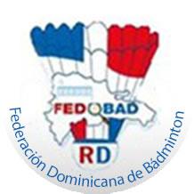 federación dominicana de bádminton