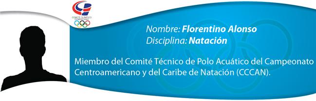 Florentino Alonso - Natación