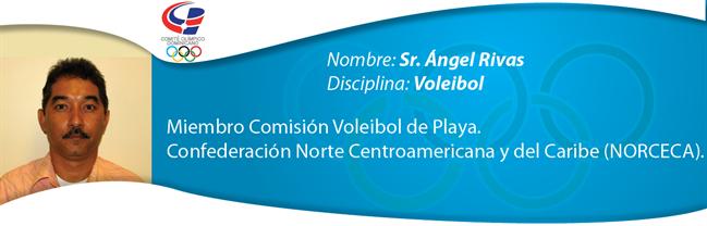 Angel Rivas Voleibol