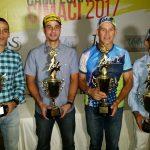 Vladimir Camarena gana  el campeonato de ciclismo Master del Cibao