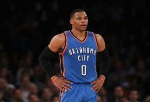 Westbrook firma contrato más lucrativo en la historia para quedarse en OKC