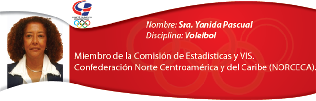 Yanida Pascual - Voleibol