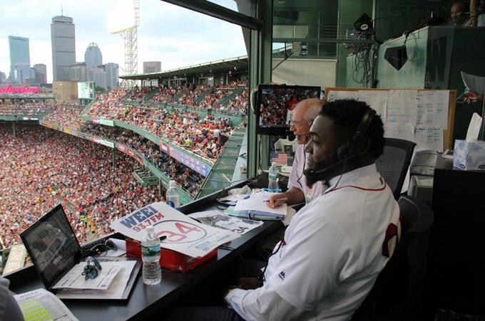 Ortiz será analista de FOX Sports en la postemporada