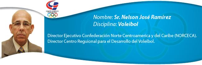 Nelson José Ramírez - Voleibol