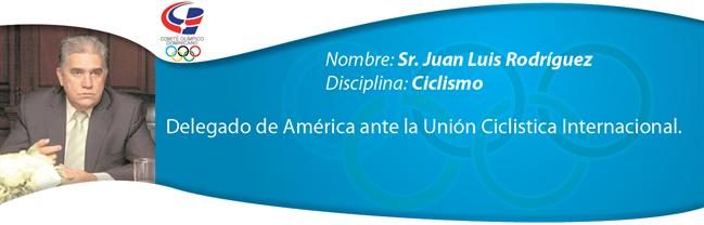 Juan Luis Rodríguez - Ciclismo