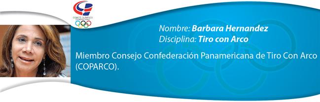 barbara_hernandez-Tiro con ARco