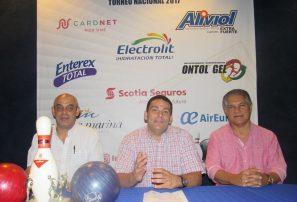 Federación de Boliche anuncia su torneo nacional 2017