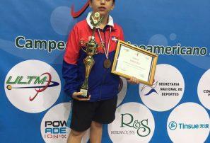 Selección infantil tenis mesa gana cuatro medallas en Campeonato Latinoamericano