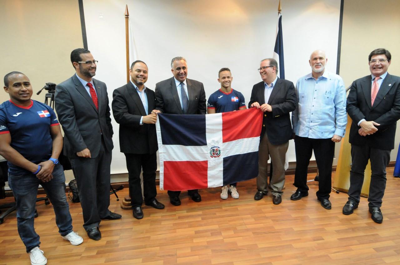 Audrys Nin Reyes busca la consagración en Campeonato Mundial de Gimnasia