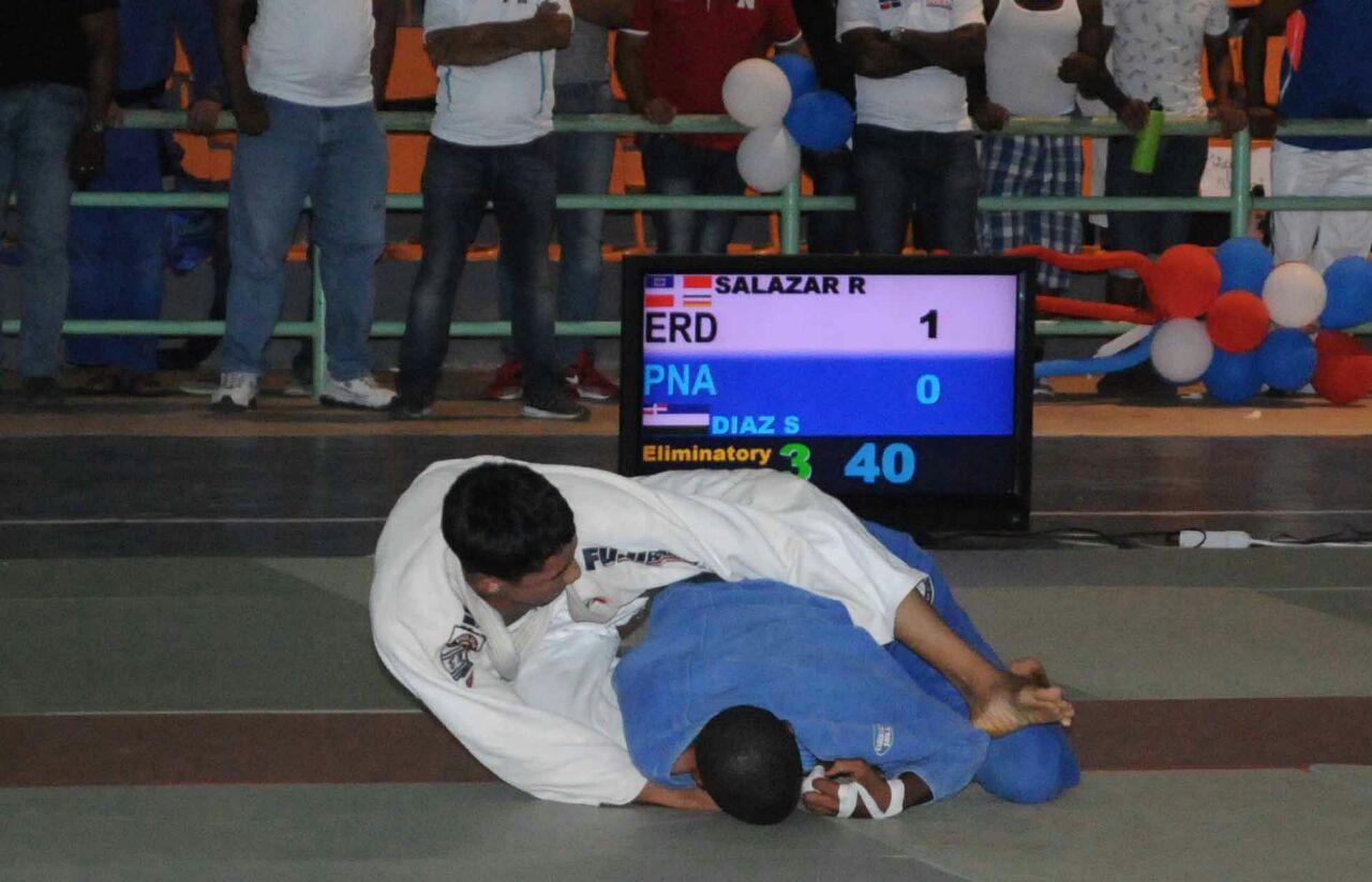 Panamerican Open Judo será este fin de semana en el Parque del Este