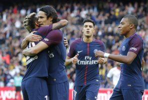 Neymar y el PSG se mantienen invictos en Francia