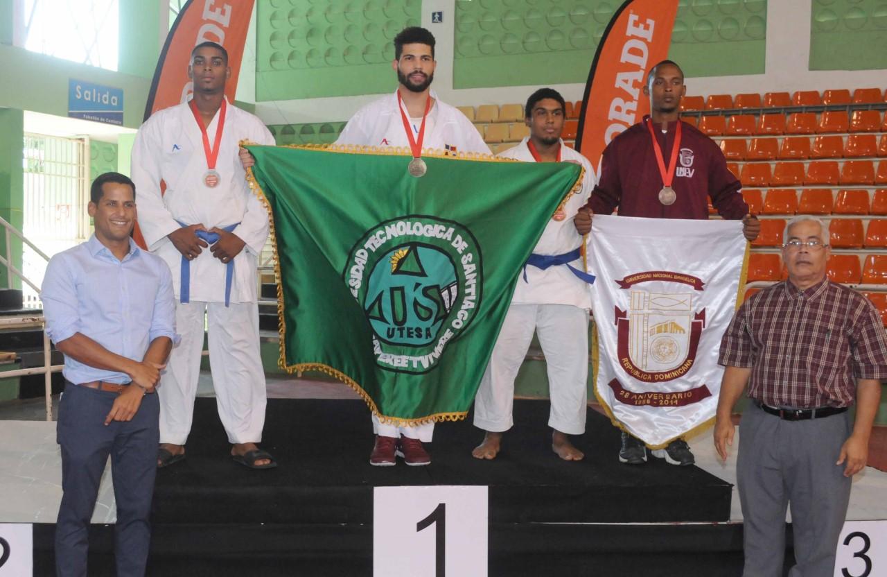 UTESA se adueña de la primera posición de los Juegos Universitarios