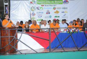 Rosa, Batista,  Salomé y Morey  triunfan en apertura Copa Esmeralda