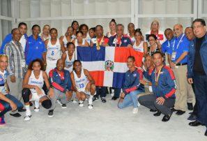 Básket femenino RD vence a Uruguay en Bolivarianos