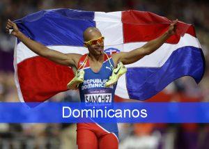 Biografías Atletas Dominicanos