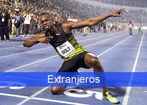 Biografía Atletas Extrangeros